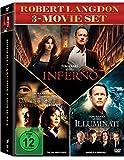 The Da Vinci Code - Sakrileg / Illuminati / Inferno (3er DVD Set)