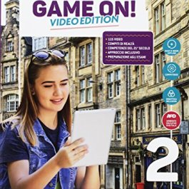 Game on! Student's book-Workbook. Per la Scuola media. Con audio formato MP3. Con e-book. Con