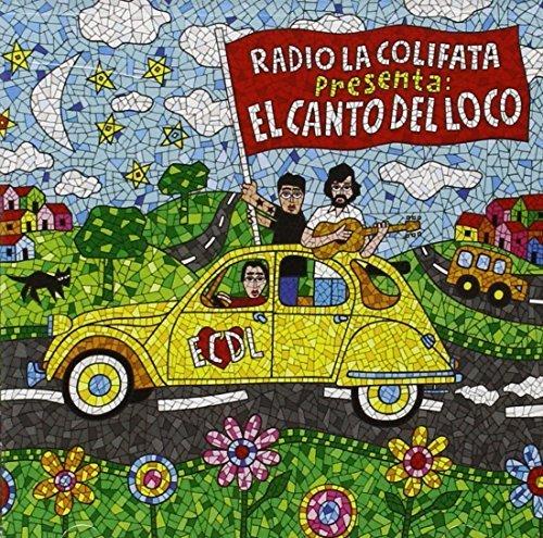 Radio La Colifata Presenta: El Canto Del Loco (CD/DVD) by Sony U.S. Latin (2010-03-30)