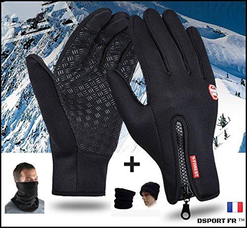 caa221e6da7b Gants Tactiles pour Smartphone - Tablette - Gants de Sport ...