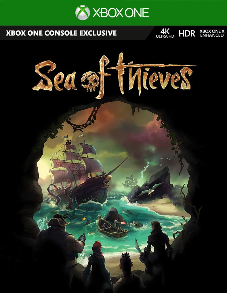 Sea of Thieves [Xbox One - Code jeu à télécharger]