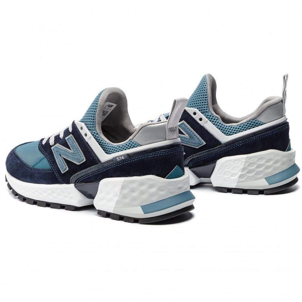 online store e97d2 5776e New Balance 574 V2 Trainers Navy