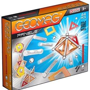 Geomag-RVS-342, Classic Panels, Juego de construcción magnético (Giochi Preziosi Spagna 601047)