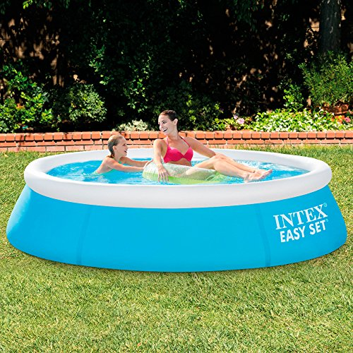 Intex easy set piscine hors sol tout electromenager - Amazon piscine gonfiabili ...