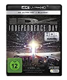 Independence Day  (4K Ultra-HD) (+ 2 Blu-rays)