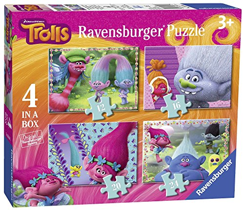 Ravensburger Italy Trolls Puzzle, 06864 7