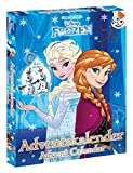 CRAZE-Frozen, Walt Disney di Calendario dell' Avvento, Natale Calendario La Regina di Ghiaccio