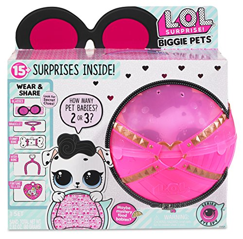 L.O.L. Surprise!! - Biggie Pets - Cucciolo