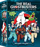 REAL GHOSTBUSTERS 1-5