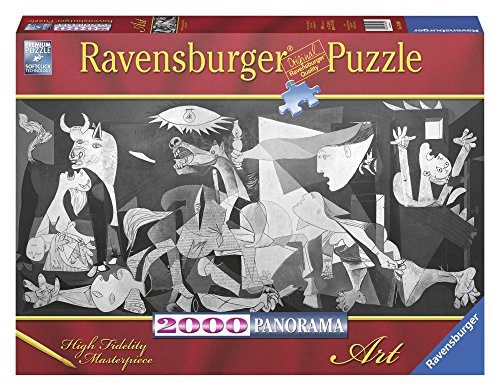 Ravensburger Italy Puzzle 2000 Pezzi Panorama Guernica,, 4005556166909