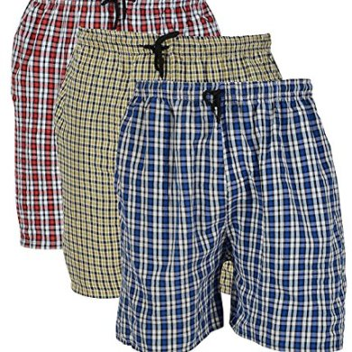BIS Creations Men's Cotton Boxers (Pack of 3) 16