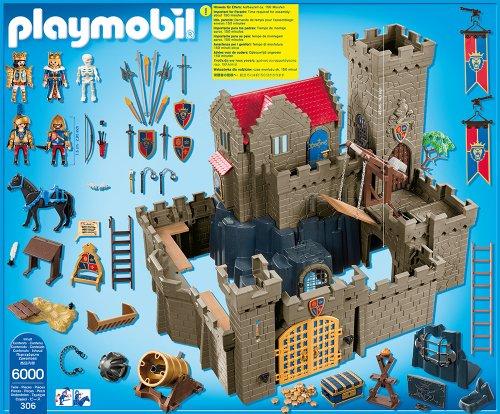 PLAYMOBIL 6000 – Königsburg der Löwenritter - 3
