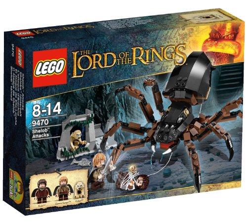 LEGO El Señor de los Anillos 9470 - El Ataque de Ella-Laraña