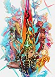 Xenoblade Chronicles 2 Poster / Affiche