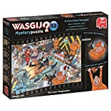 """Jumbo Wasgij """"Mystery 13 A Perfect Escape"""" Jigsaw Puzzle (1000-Piece)"""