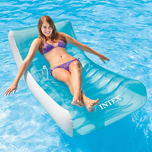 intex fauteuil gonflable pour piscine ghost organise ta f te au meilleur prix. Black Bedroom Furniture Sets. Home Design Ideas