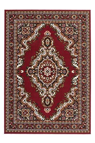 Lalee - Tappeto Sahara, Red, 70 x 140