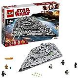 Lego Star Wars First Order Star Destroyer, Multicolore, 75190