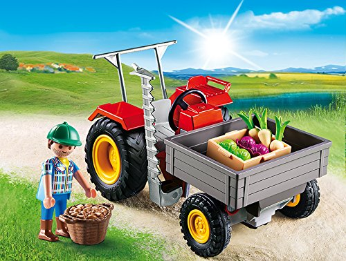 PLAYMOBIL 6131 – Ladetraktor - 2