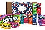 American Candy Wonka Nerds Auswahl Geschenkbox - 10 Packungen - Behindern Exklusive Burmont's