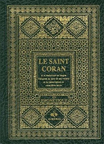 Coran-Arabe-Franais-Phontique-poche