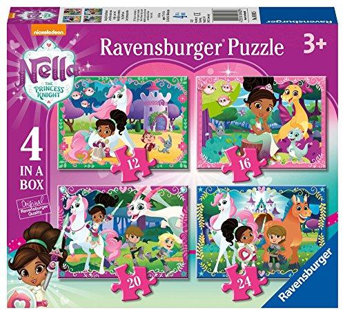 Ravensburger Nella - Puzzle 4 in 1