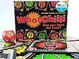 Whotchilli - Tarjetas con múltiples juegos familiares y más juegos en el futuro. Divertido, educativo, ideal para llevar de viaje y en el hogar. Edad: 6 o más. Hecho por juegos PLYT.