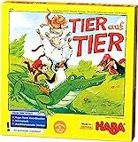 HABA 4478 - Torre di Animali, Gioco in Scatola [Importato dalla Germania]