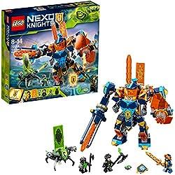 LEGO Nexo Knights 72004 - Juego de Piezas de construcción de Clay y Robot, para niños
