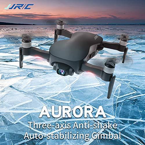 ETbotu Drone, JJRC X12 GPS Drone 5G WiFi FPV motore brushless 1080P HD Camera GPS Dual Mode...