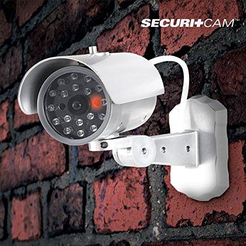 fausse cam ra de surveillance securitcam m1000 toutes. Black Bedroom Furniture Sets. Home Design Ideas