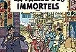 Blake & Mortimer – tome 25 – Vallée des Immortels (La) – Tome 1 – Menace sur Hong Kong