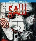 Saw: The Complete Movie Collection [Edizione: Stati Uniti] [Italia] [Blu-ray]