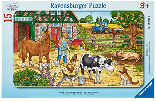 Ravensburger 060351 15pc(s) Puzzle - Puzzles (Traditional, Cartoons, 3 Year(s), Boy/Girl, 15 pc(s))