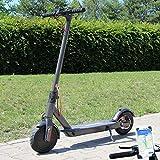 Smartway Elektro Scooter 500 Watt E-Scooter mit APP & Bluetooth Elektroroller Faltbar Roller Aluminium EScooter