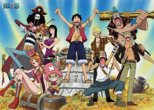 One Piece - Finding treasure 300pc Jigsaw Puzzle by One Piece