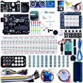 Elegoo Scheda UNO R3 per Arduino Progetto Starter Kit Super per Principianti con Tutorial in Italiano Learning Kit di Apprendimento