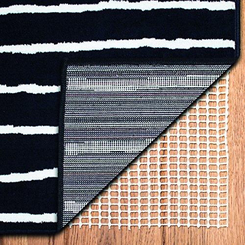 sinnlein® Antirutschmatte Teppichunterlage | 15 Verschiedene Größen | Teppichstopper mit 10 Jahre Garantie | Teppichunterleger zuschneidbar, Rutschfest und für Fußbodenheizung geeignet (120 x 180 cm)
