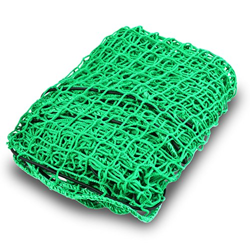 Motoscale Anhängernetz, Grün 1,50 x 2,20m