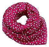 edc by Esprit Accessoires 077ca1q003, Sciarpa Donna, Rosa (Dark Pink 650), Taglia unica