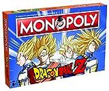 Winning Moves- Gioco da Tavolo-Monopoly Dragon Ball-ITA, 29896