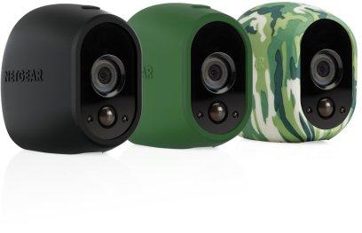 """Les caméras Arlo peuvent revêtir une housse en silicone pour se """"masquer"""" VMA1200-10000S"""