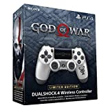 Sony Dualshock 4 V2 GOD OF WAR Limited Edition Gamepad