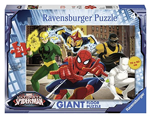 Ravensburger Italy Spider-Man Rav Pzl 24 Pz. Pav Ultim. Spiderman 05439, Multicolore, 878228