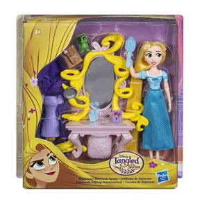 Hasbro Disney Rapunzel La Serie Rapunzels Styling Set
