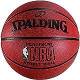 Spalding Nba Platinum Pallone Da Basket, Unisex – Adulto, Arancio, 7