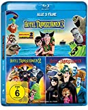 Hotel Transsilvanien 1 -3   Blu-ray Collection (exklusiv bei Amazon.de)