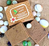 Earthy Sapo Shikakai & Multani Shampoo Bar - Suitable For Oily Hair