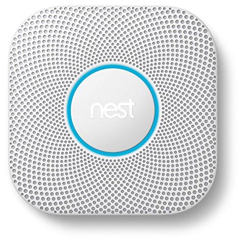 Nest Protect Rilevatore Di Fumo e CO, Bianco