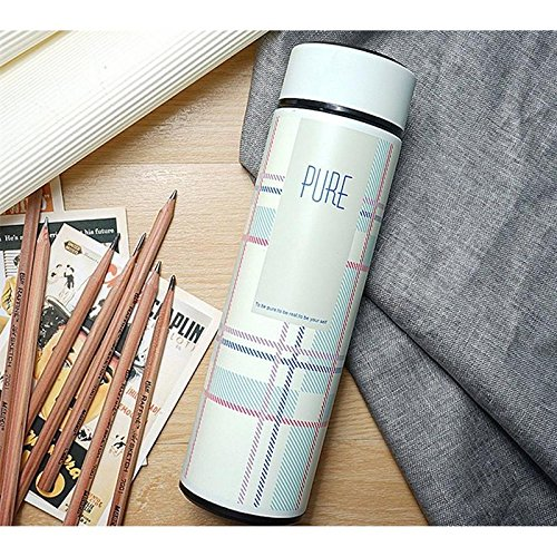 """Today's Deal"""" Hot & Cold Coffee vacuum 500ml thermos thermo travel tea & Coffee with filter Grace(Color as per availability)"""